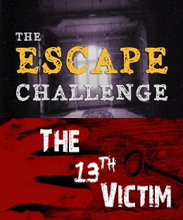 Escape Game Escape Challenge (OR) 13th Victim, Challenge Chambers. Dubai.