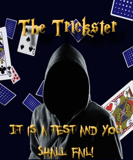 Escape Game The Trickster, Challenge Chambers. Dubai.