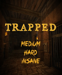 Escape Game Trapped, Challenge Chambers. Dubai.
